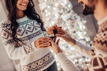 Holiday Engagements: Adding Romance To The Season